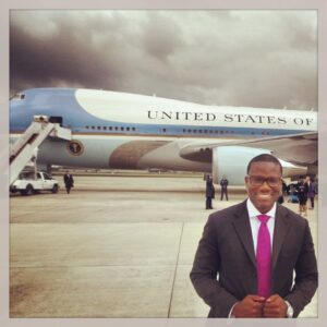 Kevin and Airforce One